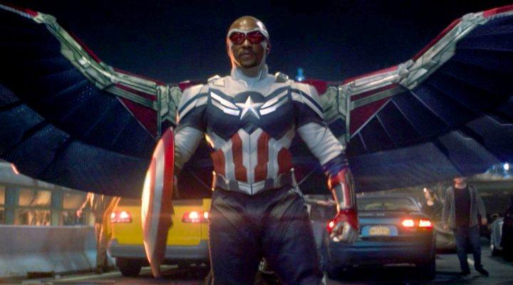 'Capitán América 4' y 'Falcon y el Soldado de Inverno'