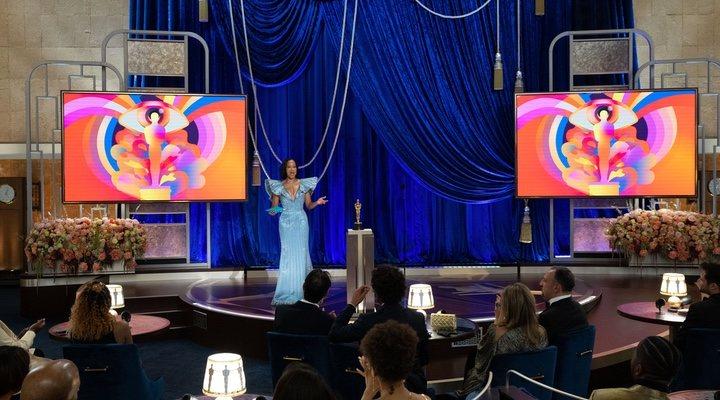 Regina King en los Oscars 2021