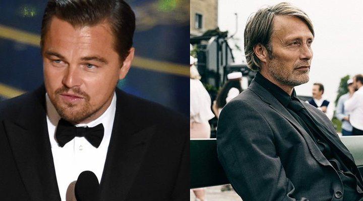 'Leonardo DiCaprio y Mads Mikkelsen'