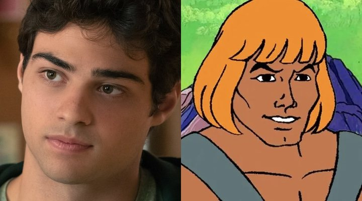 Noah Centineo y He-Man