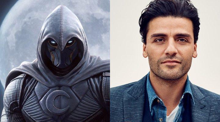 'Moon Knight' y Oscar Isaac