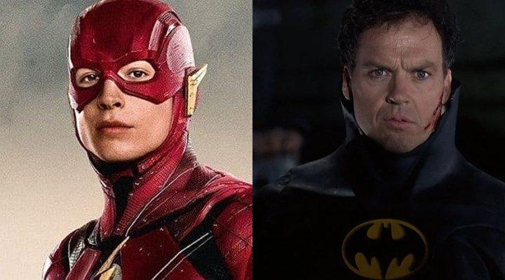 'The Flash' y Batman