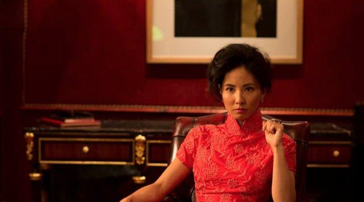 Jing Lusi en 'Lucky Man'