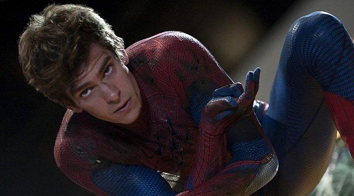 Andrew Garfield en 'The Amazing Spider-Man'