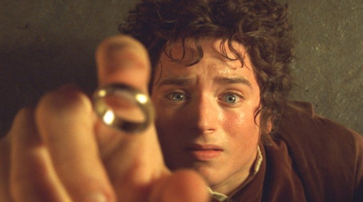 Elijah Wood en 'El Señor de los Anillos: La comunidad del anillo'