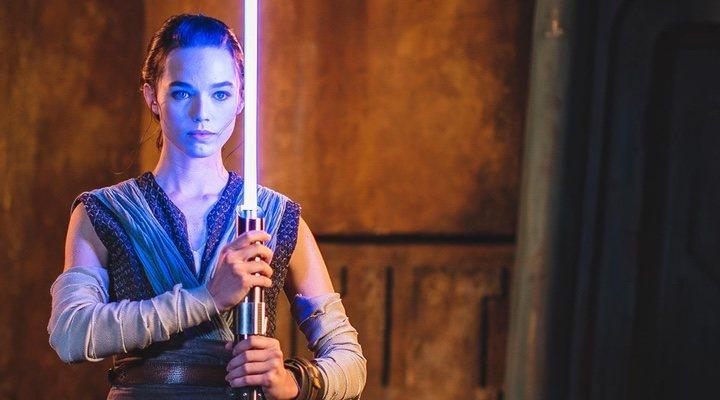 'Star Wars' lanza un primer vistazo al sable láser