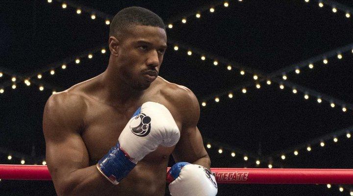 Michael B. Jordan en 'Creed. La leyenda de Rocky' (2015)