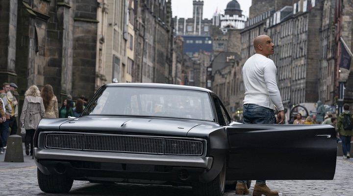 Vin Diesel en 'Fast & Furious 9' (2021)