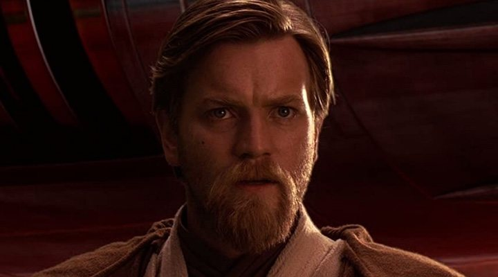 Ewan McGregor en 'Star Wars'