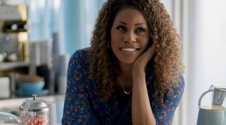 Laverne Cox en 'Una joven prometedora'
