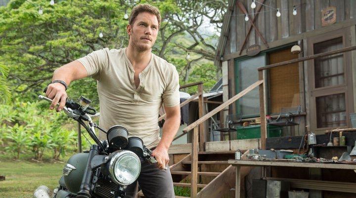 Chris Pratt en 'Jurassic World: Dominion' (2022)