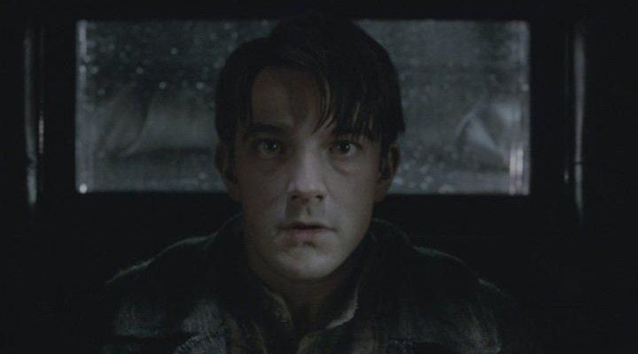 Kevin Guthrie como Abernathy en 'Animales Fantásticos: Los crímenes de Grindelwald'