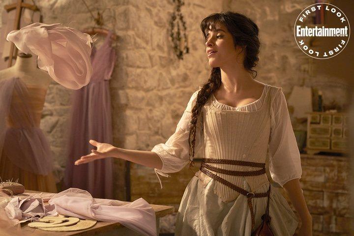 Camila Cabello como 'Cenicienta'
