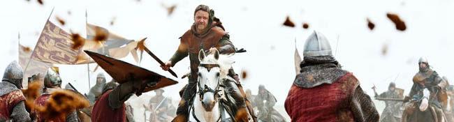 'Robin Hood', Sherwood begins