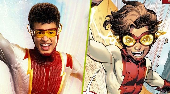 Impulse en 'The Flash'
