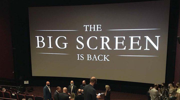 The Big Screen Is Back