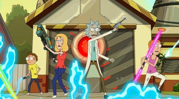 'Rick y Morty'