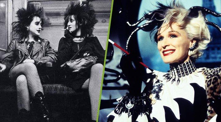La escena londinense punk rock de los 70 y la Cruella de Glenn Close