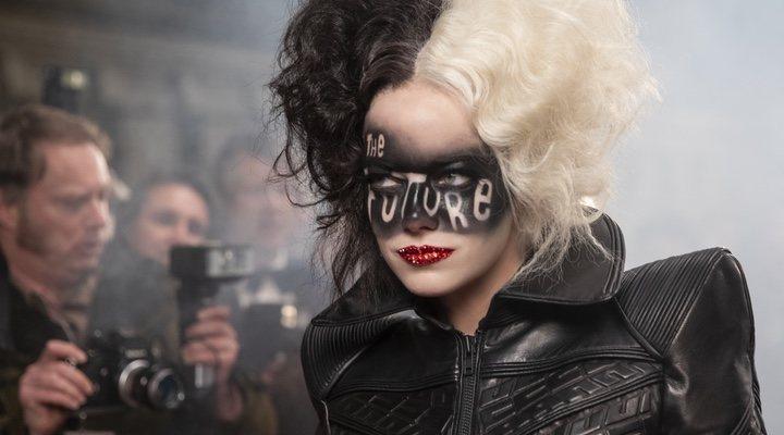 'Cruella' con Emma Stone