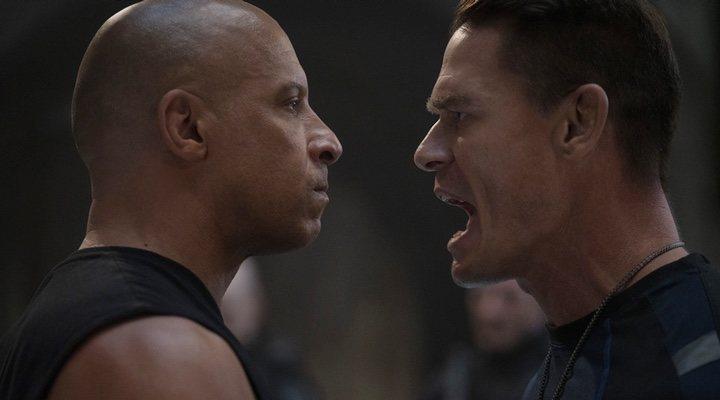 Vin Diesel y John Cena 'Fast and Furious 9'