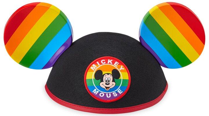 Merchandising de Disney para el mes del Orgullo LGTBIQ+