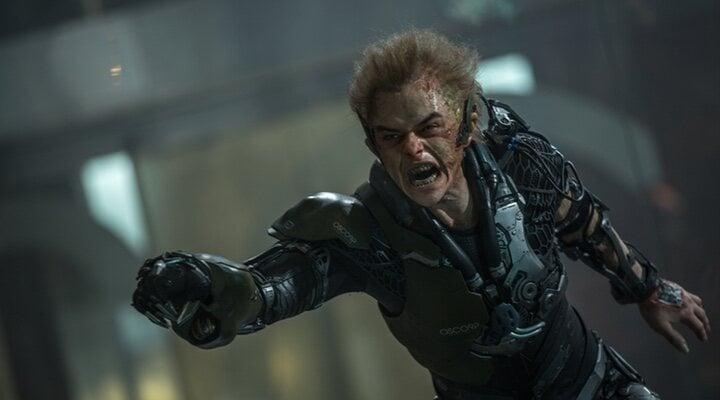 Dane DeHaan en 'The Amazing Spider-Man 2'