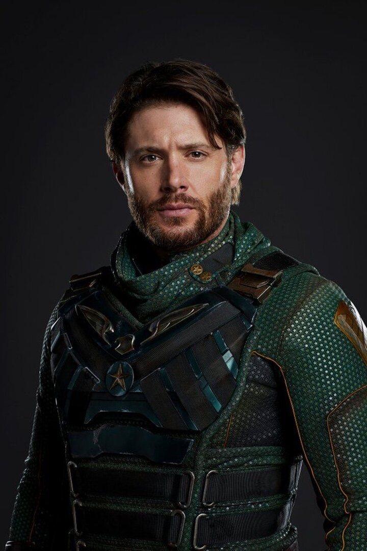 Jensen Ackles como Soldier Boy
