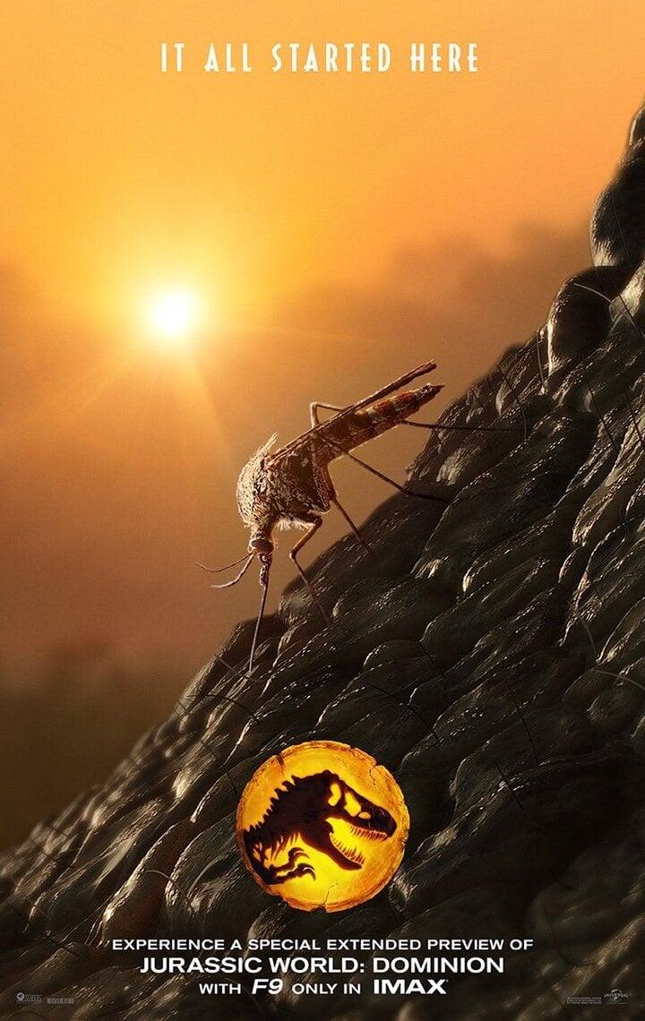 'Jurassic World: Dominion'