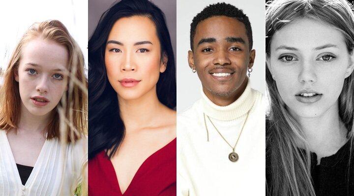 'Stranger Things' presenta a los cuatro nuevos fichajes de la cuarta temporada