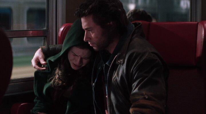 Hugh Jackman y Anna Paquin en 'X-Men'