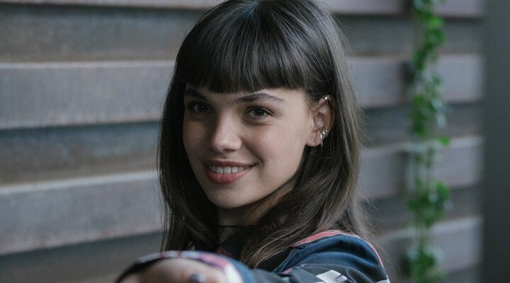 Martina Cariddi en 'Élite'