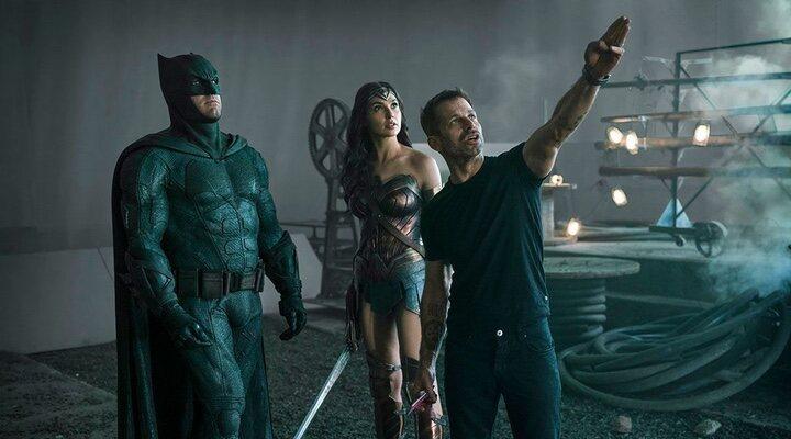 'Liga de la justicia de Zack Snyder'