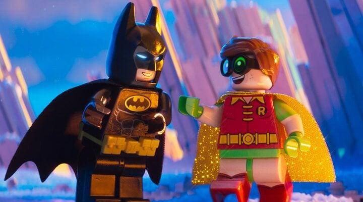'Batman La LEGO Película'