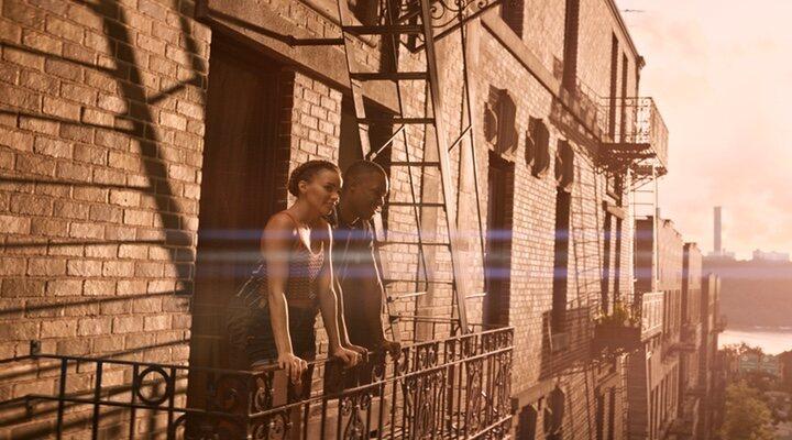 'En un barrio de Nueva York'
