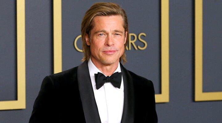 Brad Pitt'