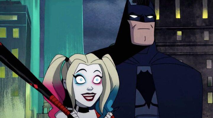 Batman en 'Harley Quinn'