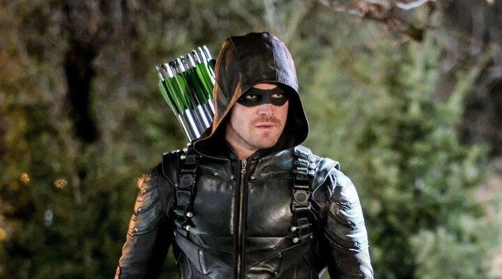 Stephen Amell ('Arrow')