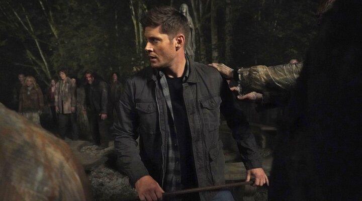 Jensen Ackles en 'Sobrenatural'