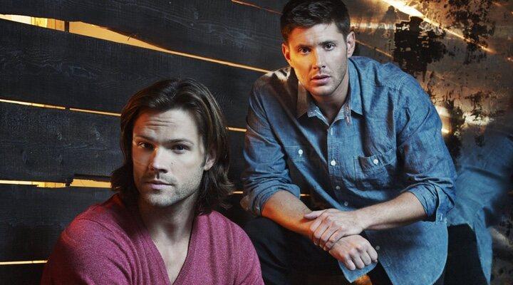 Jared Padalecki y Jensen Ackles en 'Sobrenatural'