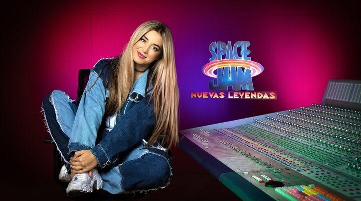 Lola Indigo y 'Space Jam: Nuevas Leyendas'