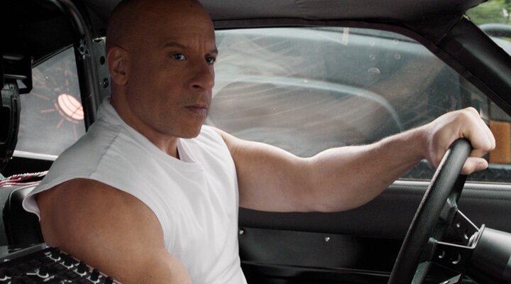 Vin Diesel en Rápidos y furiosos 9'