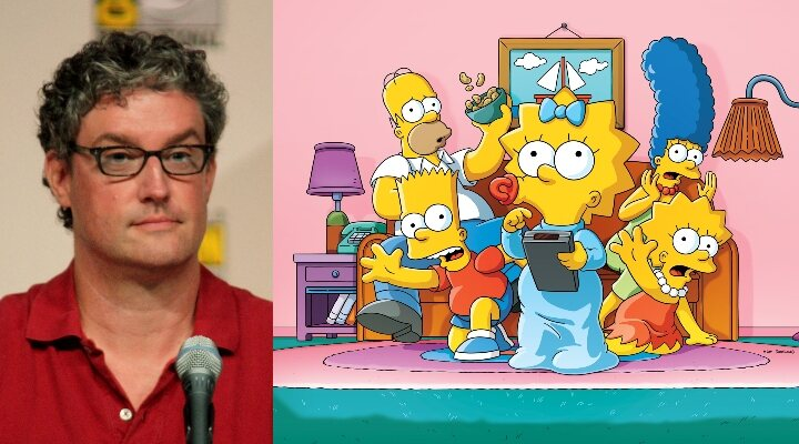 Al Jean y Los Simpson