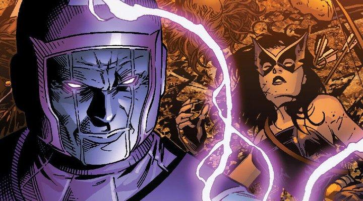 Kang el Conquistador en los cómics de Marvel