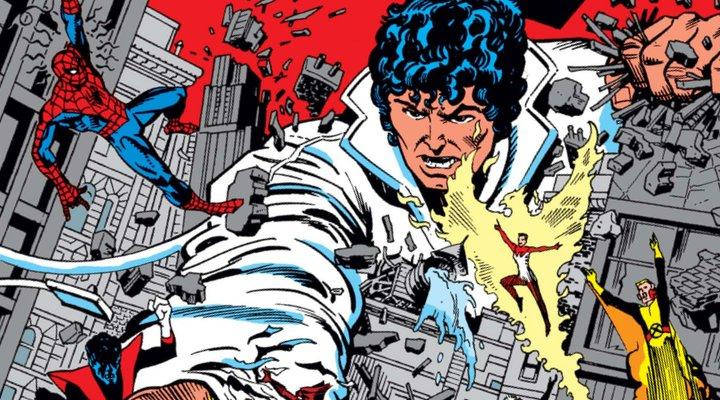 The Beyonder en los cómics de Marvel