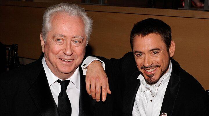 Muere Robert Downey Sr. y Robert Downey Jr.