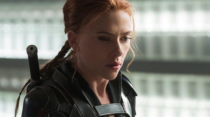 Scarlett Johansson en 'Viuda Negra' (2021)
