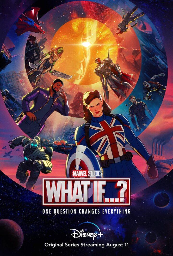 Tráiler y fecha de estreno de 'What If...?', la serie animada de las  realidades alternativas de Marvel - eCartelera