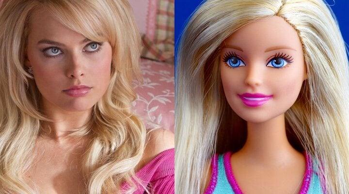 'Barbie' y Margot Robbie
