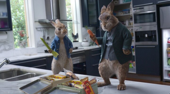 Peter Rabbit 2: A la fuga