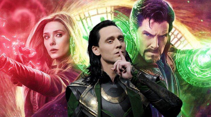 Bruja Escarlata, Loki y Doctor Strange, piezas clave del multiverso marvelita